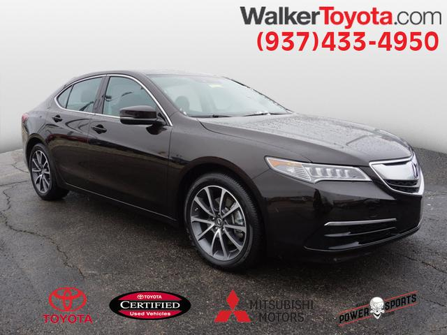 Pre Owned 2017 Acura Tlx 3 5l V6