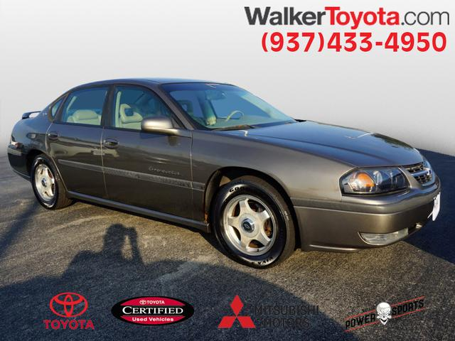 Pre-Owned 2002 Chevrolet Impala LS