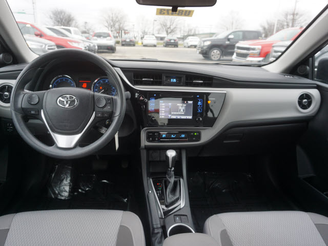 Certified Pre-Owned 2017 Toyota Corolla LE ECO