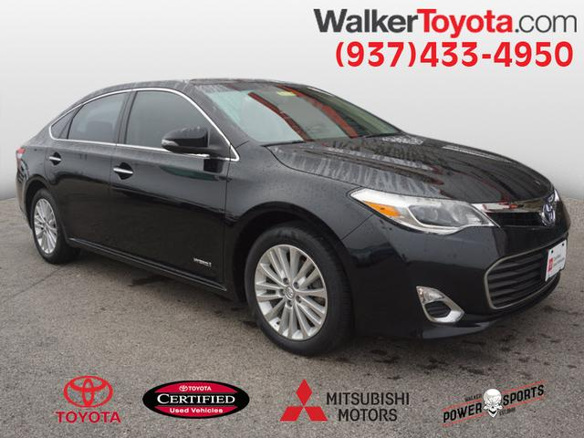 Certified Pre-Owned 2015 Toyota Avalon Hybrid