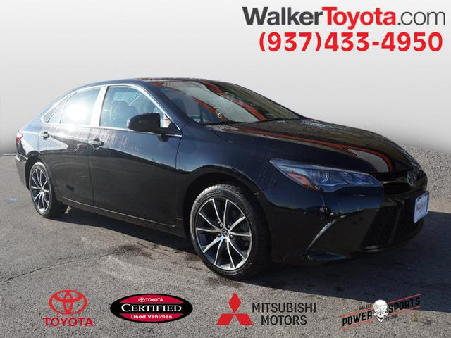 Certified Pre Owned 2016 Toyota Camry Xse V6