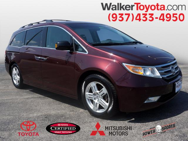Pre-Owned 2012 Honda Odyssey Touring Elite