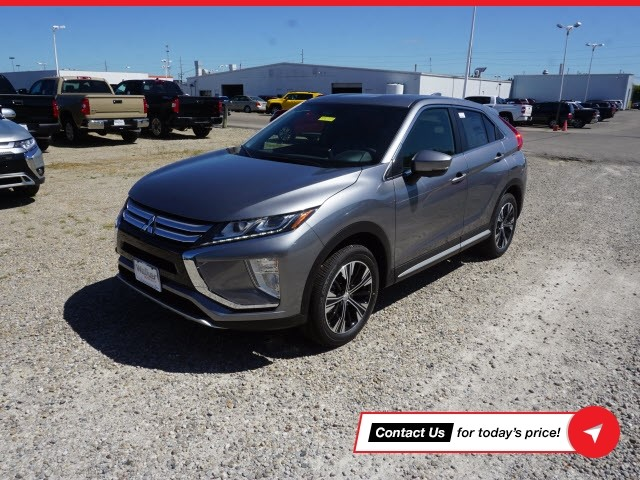 New 2020 Mitsubishi Eclipse Cross SEL