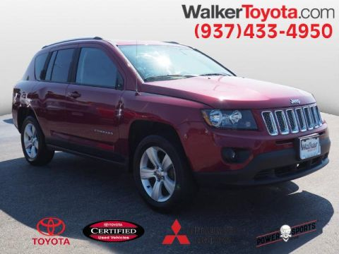 Pre-Owned 2014 Jeep Compass Latitude FWD 4D Sport Utility