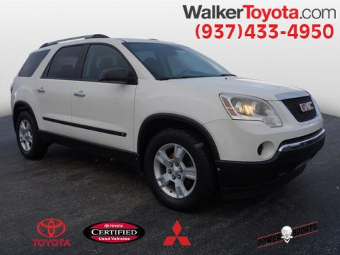 Pre-Owned 2010 GMC Acadia