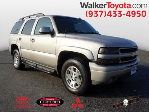 Pre-Owned 2005 Chevrolet Tahoe