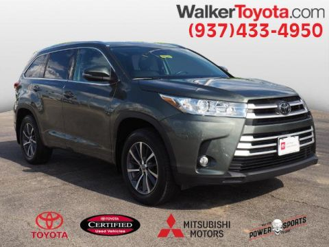 Certified Pre-Owned 2018 Toyota Highlander XLE AWD