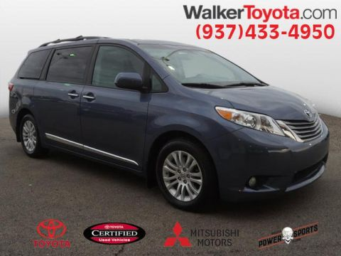 Certified Pre-Owned 2017 Toyota Sienna XLE Premium