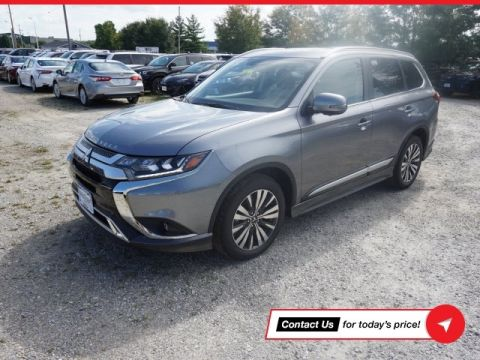 New 2019 Mitsubishi Outlander