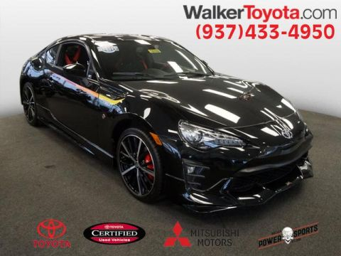 Certified Pre-Owned 2019 Toyota 86 TRD Special Edition