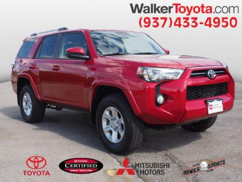 Certified Pre-Owned 2020 Toyota 4Runner SR5 4WD
