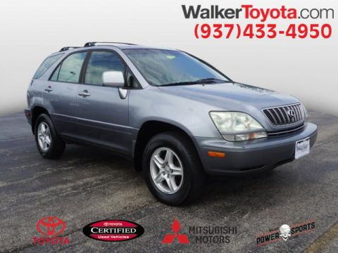 Pre-Owned 2002 Lexus RX 300