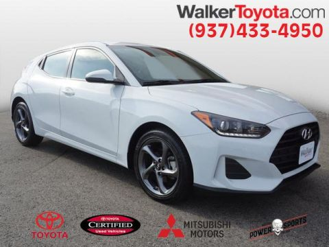 Pre-Owned 2019 Hyundai Veloster